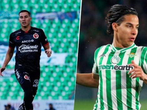 ¿Se le cumplirá? Mauro Lainez y su sueño pendiente junto a Diego, su hermano