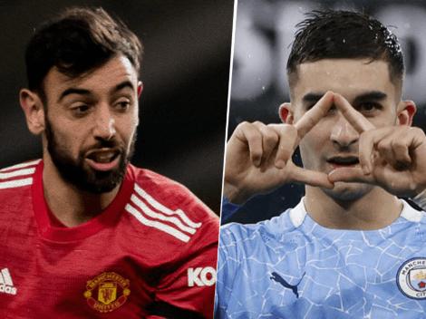 Manchester United vs. Manchester City EN VIVO y EN DIRECTO por la Carabao Cup