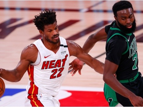 Heat and Celtics square off one more time