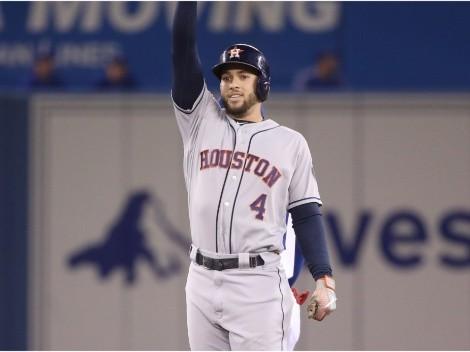 George Springer sigue en la mira de New York Mets