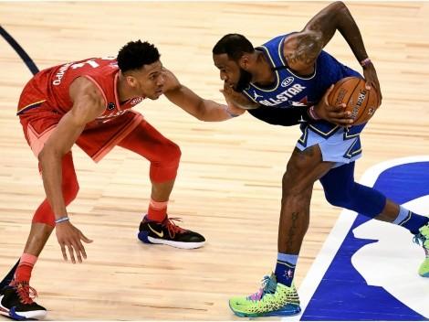 Former NBA champion explains why Giannis Antetokounmpo won MVP award over LeBron James