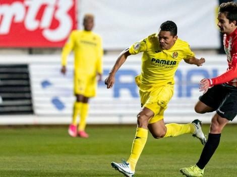 Otro que se estrena en Año Nuevo: primer gol de Carlos Bacca en 2021