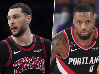 Chicago vs. Portland (Fotos: Getty Images)