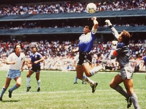 El 'Gol del Siglo', la 'Mano de Dios' y la playera pirata de Maradona: A 35 años de la leyenda