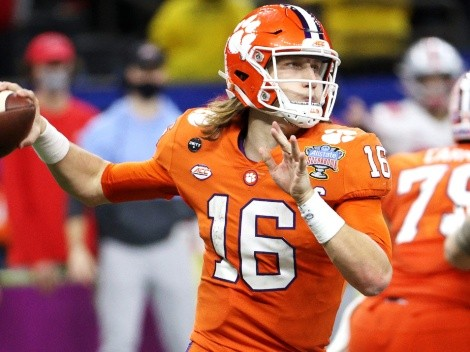 Trevor Lawrence shares heartfelt farewell to Clemson as he gets ready to enter NFL draft