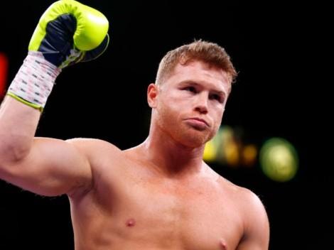 Eddie Hearn afirmó que Canelo Álvarez no tiene oposición en las 168 libras