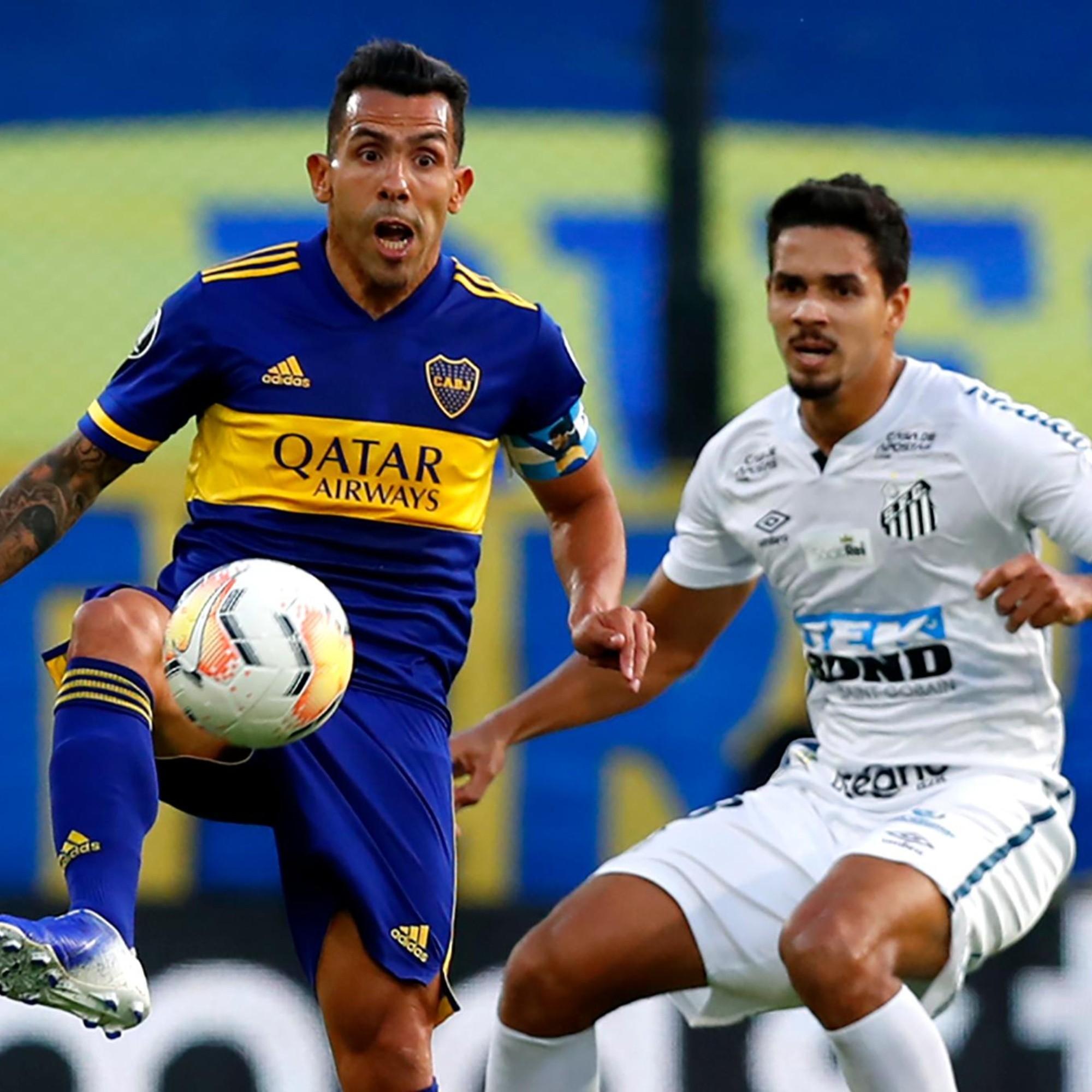 Boca vs. Santos cuándo se juega el partido de vuelta por las semifinales de  la Copa Libertadores | Bolavip