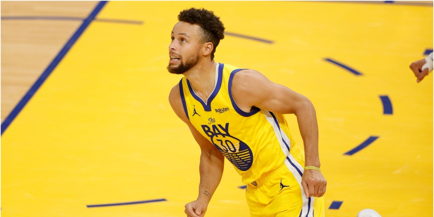 Stephen Curry (Foto: Getty)
