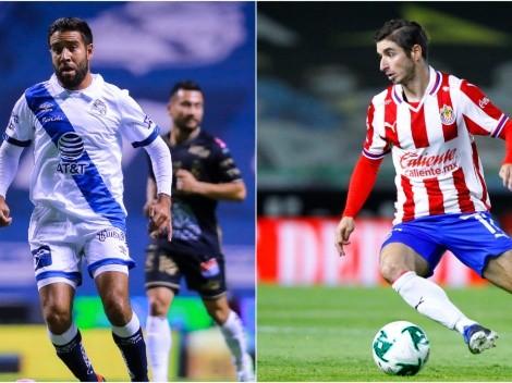 Puebla and Chivas clash today in Liga MX 2021 opening match