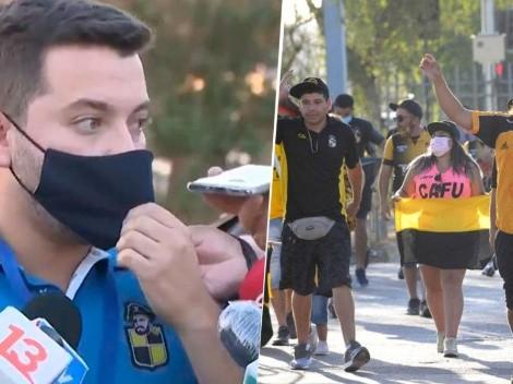 El gerente de Coquimbo Unido contó que van a pedir los puntos del partido ante Defensa
