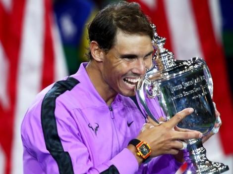 Tennis: How manyGrand Slams has Rafael Nadal won?