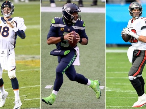 Former NFL MVP says Russell Wilson belongs to same category as Tom Brady and Peyton Manning