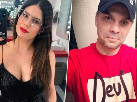 VIDEO: Christian Martinoli y Carolina Padrón narraron juntos por primera vez