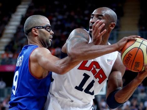 Kobe Bryant has an epic cameo on Tony Parker's documentary