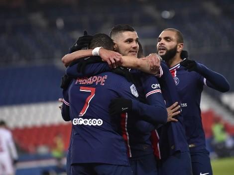PSG ganó y Pochettino celebró su primera victoria en Francia