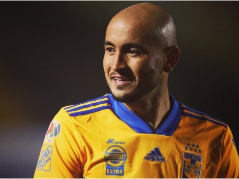 Se estrenó: Cocoliso marcó su primer gol en Tigres