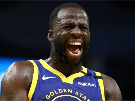 Draymond Green blasts 'ignorant' fans with an epic take