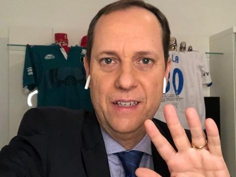 Paco Villa realizó una nueva promesa por Cruz Azul