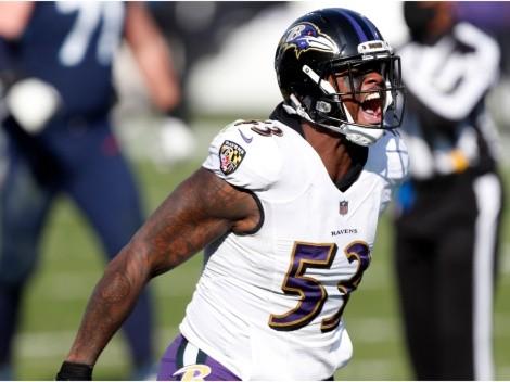 Tennessee Titans se olvidó de atacar y Baltimore Ravens no los perdonó