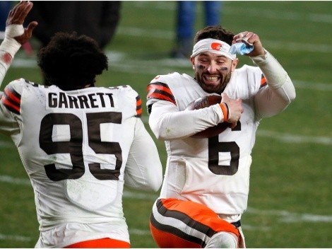 How was the world like the last time the Browns won a playoff game?