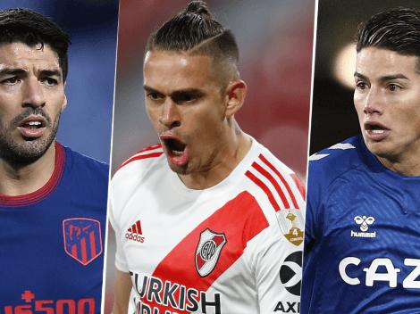 Agenda de hoy, martes 12 de enero: Libertadores, Sudamericana, LaLiga, Premier League y más