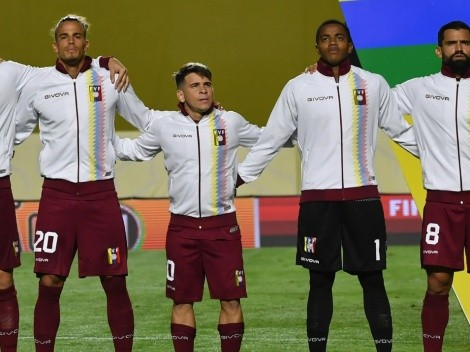 Venezuela schedule in 2021: International friendlies, fixture and rivals