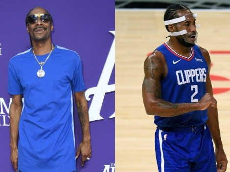 Lakers superfan Snoop Dogg ruthlessly blasts Los Angeles Clippers and Kawhi Leonard