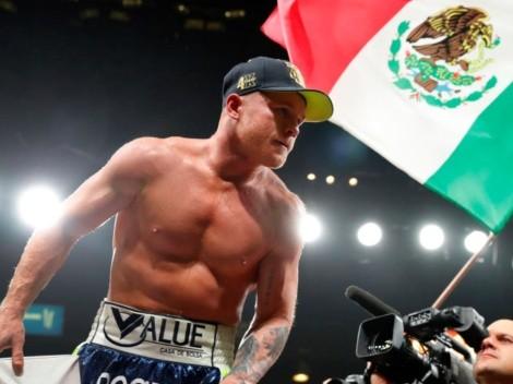 Canelo Álvarez dio a conocer lo que hicieron sus fanáticos para ver su última pelea