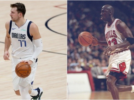 Former Michael Jordan rival compares Luka Doncic to MJ, LeBron James and more All-Time greats