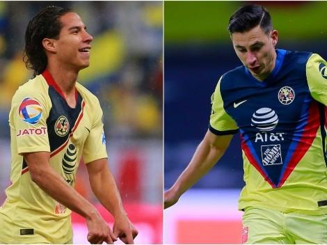 Diego Lainez quiere jugar junto a Mauro en el América