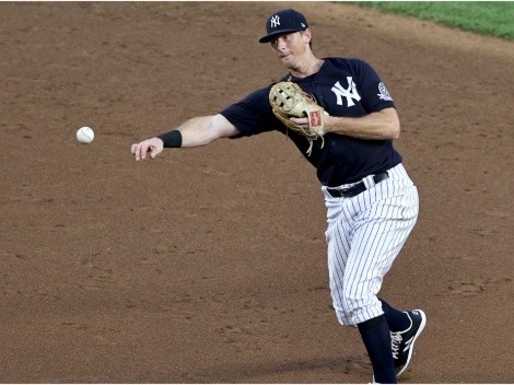 Mets and DJ LeMahieu showing 'mutual interest'