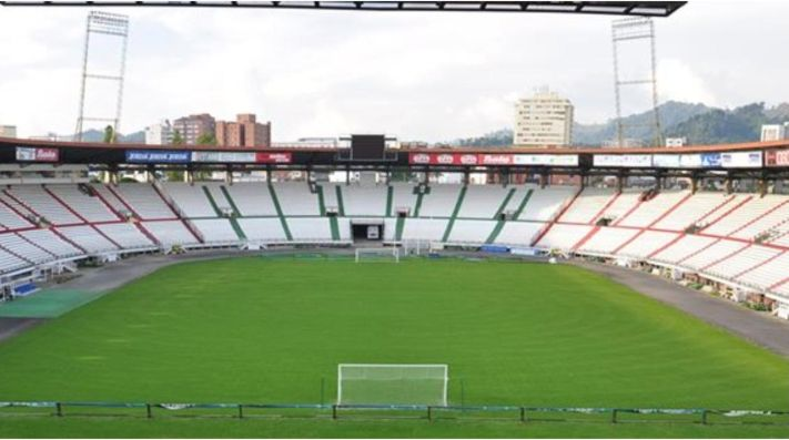 Estadio Palogrande.