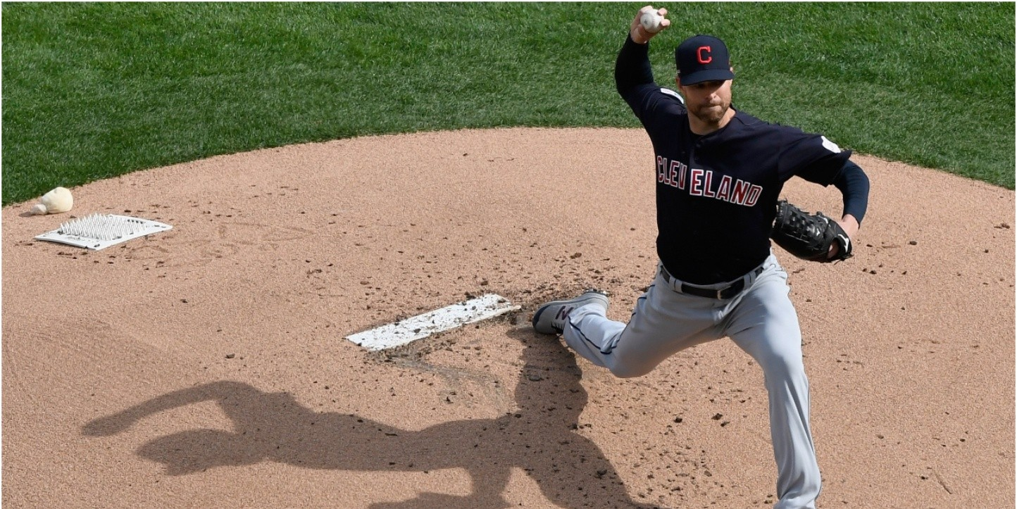 Corey Kluber (Foto: Getty)