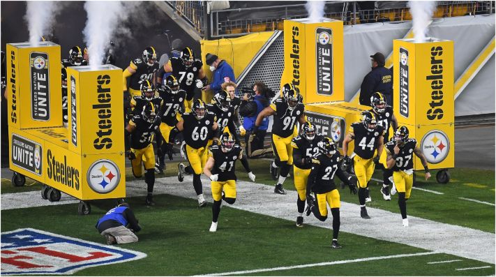 Pittsburgh Steelers (Foto: Getty)