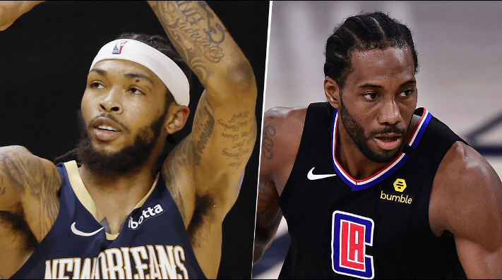 Pelicans vs. Clippers (Fotos: Getty Images)