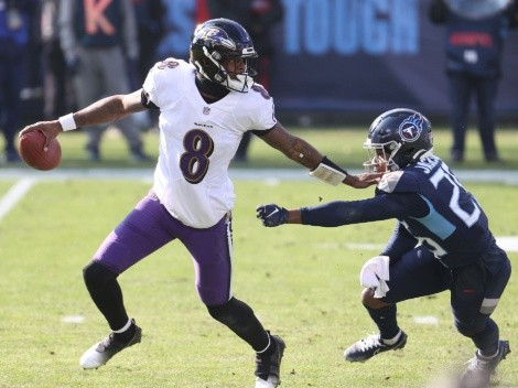 Lamar Jackson could play under never-before-seen conditions against Bills in NFL Divisional round