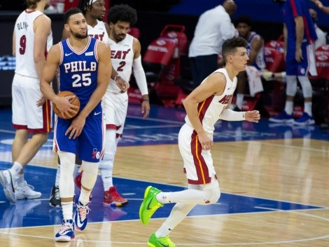 Sixers and Heat clash for the second time this week