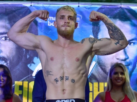 Boxing: How much does Jake Paul weigh?