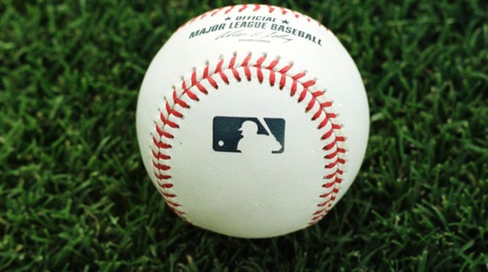 Balón oficial de Major League Baseball