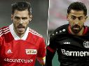 Unión Berlín vs. Bayer Leverkusen por la Bundesliga.