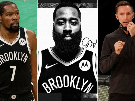El negocio que une a James Harden con Kevin Durant y su entrenador en Brooklyn Nets