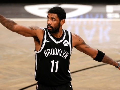 Revealed: Kyrie Irving is returning to Nets after $50K fine