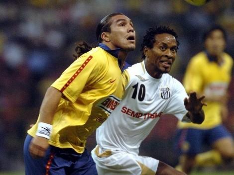 El día que América eliminó al Santos en Libertadores