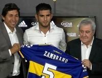 """Está enterrado"": críticas a Carlos Zambrano por eliminación de Boca Juniors"