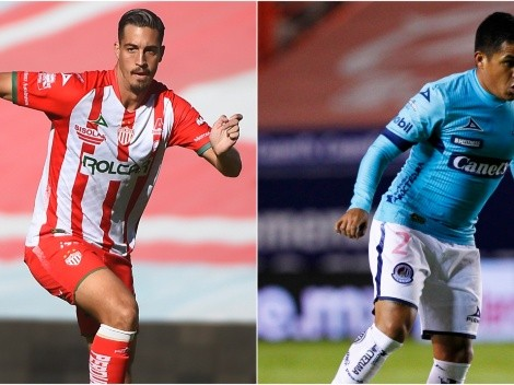 Necaxa host Atlético San Luis today in second round of Liga MX 2021