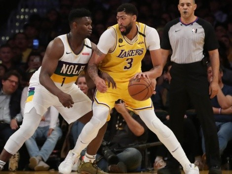 Anthony Davis hosts former side New Orleans Pelicans tonight