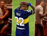 Se viralizó un video de Villa bailando y los hinchas de Boca explotaron en Twitter