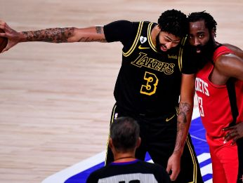 Anthony Davis y James Harden