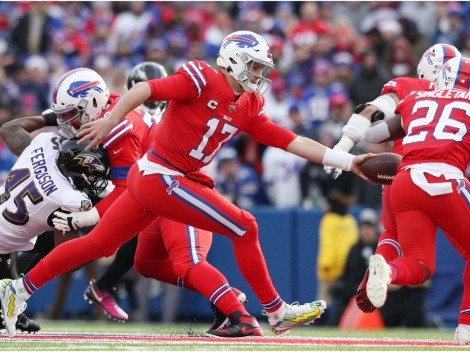Bills and Ravens square off for the Divisional Round