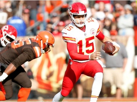 Patrick Mahomes and the Chiefs host the Browns for the Divisional Round
